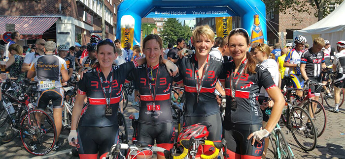 RCB-Ladies Cyclassics 2015